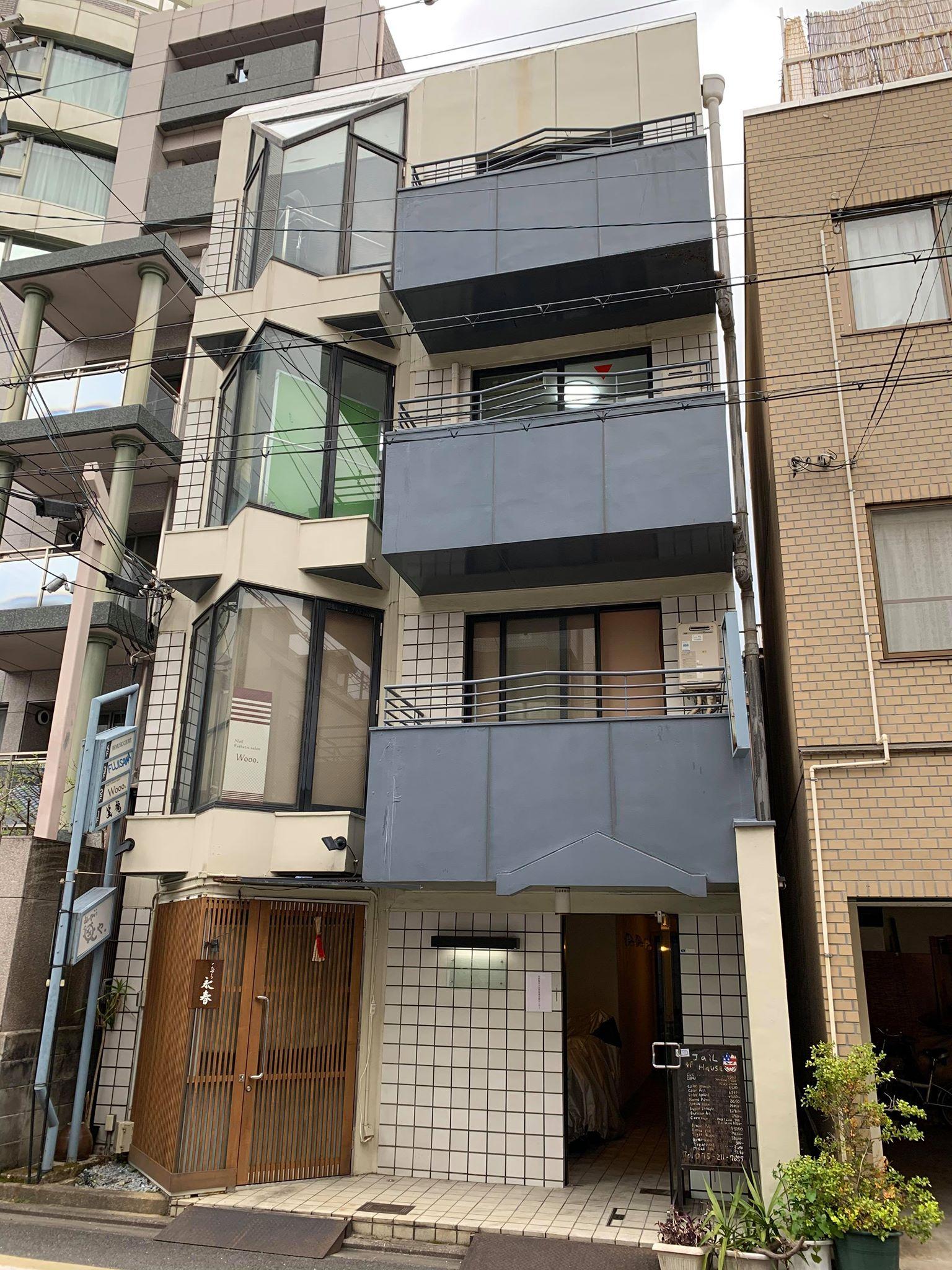 京都働き方改革推進支援センターの外観